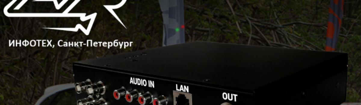 Новый многоканальный автомобильный видеорегистратор AVR-4FHD24B (C1)