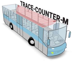 TRACE COUNTER-M
